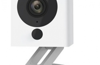 Wyze Cam 1080p HD Indoor Wireless Smart Home Camera with Night Vision, 2-Way Audio, Works with Alexa