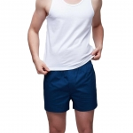Xiaomi COTTON SMITH 100% Cotton Sports Fitness Shorts Skin-Friendly Quick-Drying Casual Beach Shorts – Hot Deal